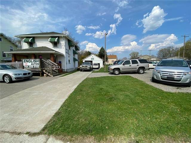 1003 W Main Street, Grove City Boro, PA 16127 (MLS #1493403) :: Broadview Realty