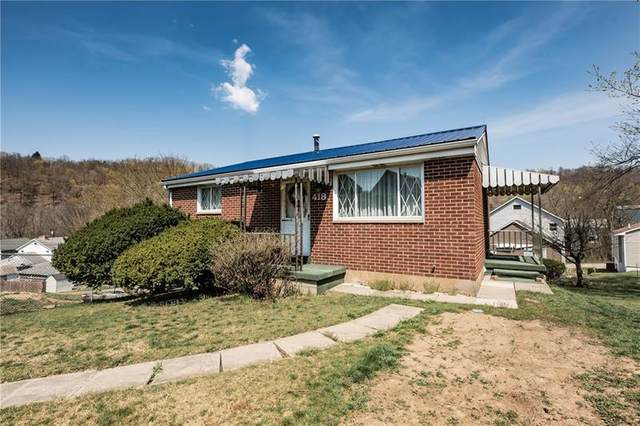 418 2nd Ave, Hyde Park, PA 15641 (MLS #1493492) :: Broadview Realty