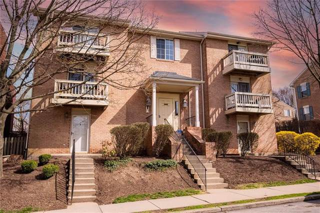 3266 Ward St #1, Oakland, PA 15213 (MLS #1493499) :: Broadview Realty