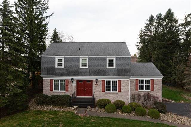 1020 Apple Hill, Mccandless, PA 15101 (MLS #1493503) :: Broadview Realty