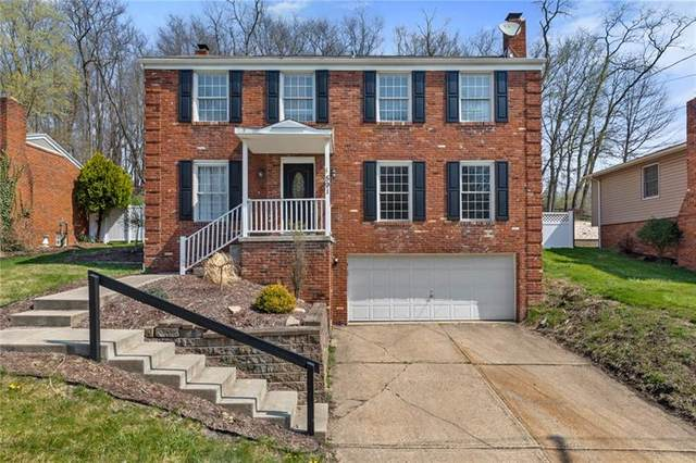 591 Clifton Rd, Bethel Park, PA 15102 (MLS #1493572) :: Broadview Realty