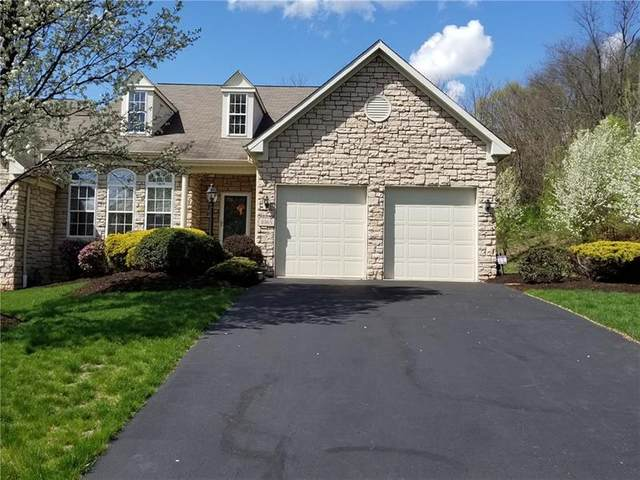 1065 Surrey Woods Dr, North Strabane, PA 15317 (MLS #1493642) :: Dave Tumpa Team