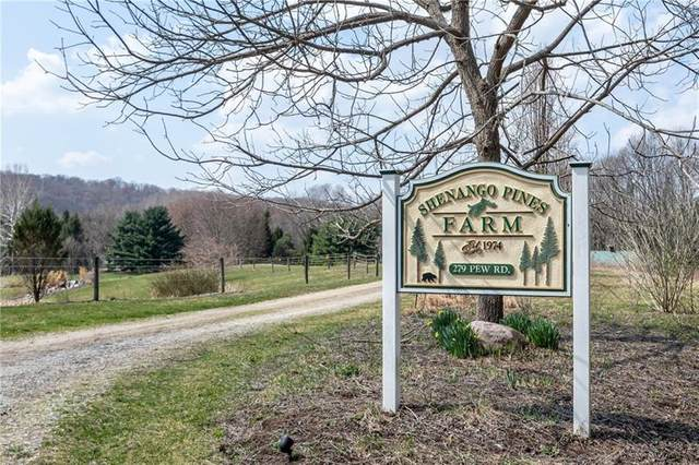 279 Pew Road, Delaware Twp, PA 16137 (MLS #1493683) :: Broadview Realty