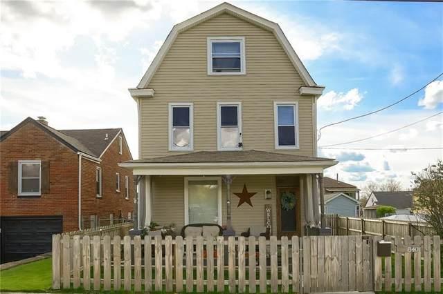840 7th Street, Verona, PA 15147 (MLS #1493685) :: Broadview Realty