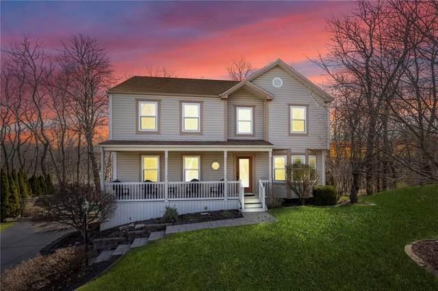 186 N 186 Woodbine Drive, Cranberry Twp, PA 16066 (MLS #1493745) :: Broadview Realty
