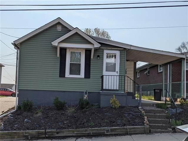 715 Vine St, Coraopolis, PA 15108 (MLS #1493754) :: Broadview Realty