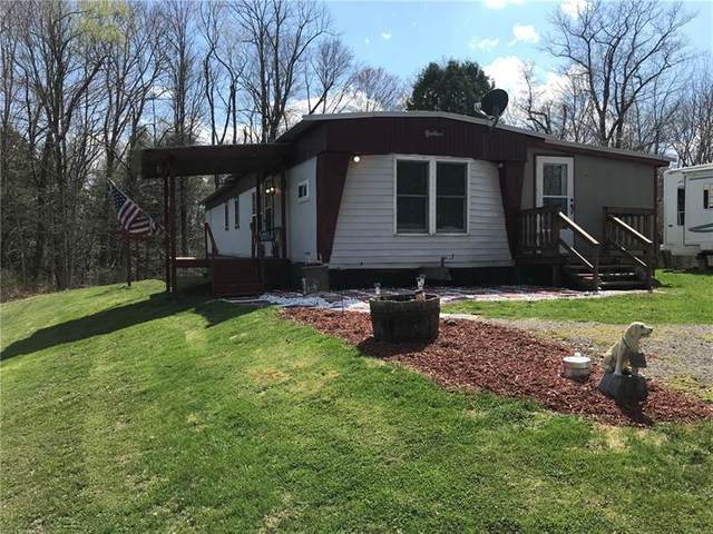 142 Parker Rd, Jackson Twp - Mer, PA 16133 (MLS #1493797) :: Broadview Realty