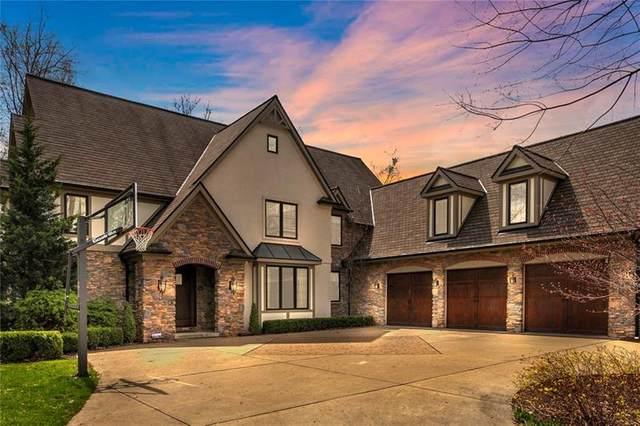 813 Mount Pleasant Rd, Pine Twp - Nal, PA 16046 (MLS #1493816) :: Broadview Realty