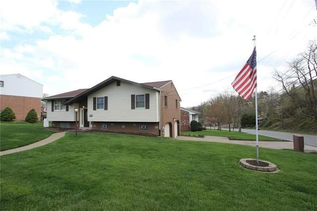 1700 Gina Drive, West Mifflin, PA 15122 (MLS #1493881) :: Dave Tumpa Team