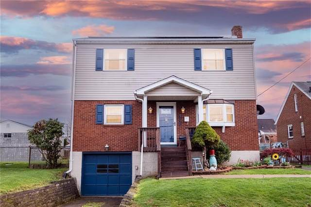 475 Lincoln Ave, Heidelberg, PA 15106 (MLS #1493910) :: Broadview Realty
