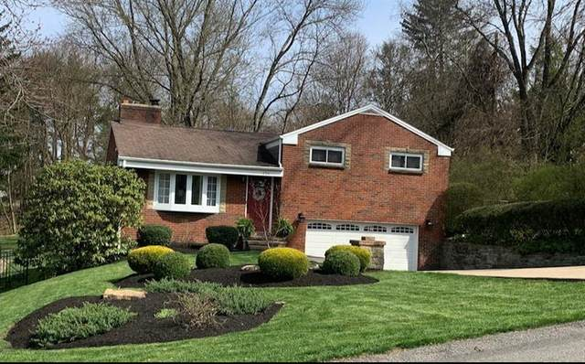 394 Southridge Drive, Upper St. Clair, PA 15241 (MLS #1493914) :: Broadview Realty