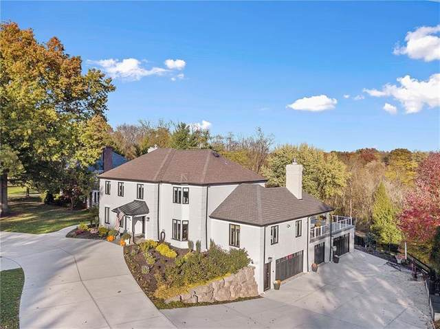 1581 Hollow Tree Dr, Upper St. Clair, PA 15241 (MLS #1493942) :: Broadview Realty