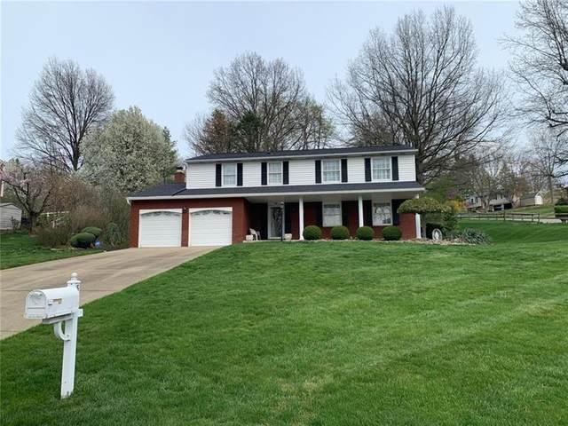 325 Casa Drive, Upper St. Clair, PA 15241 (MLS #1493956) :: Dave Tumpa Team