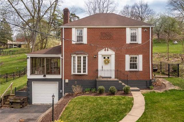 255 Mcmurray Rd, Upper St. Clair, PA 15241 (MLS #1494055) :: Broadview Realty