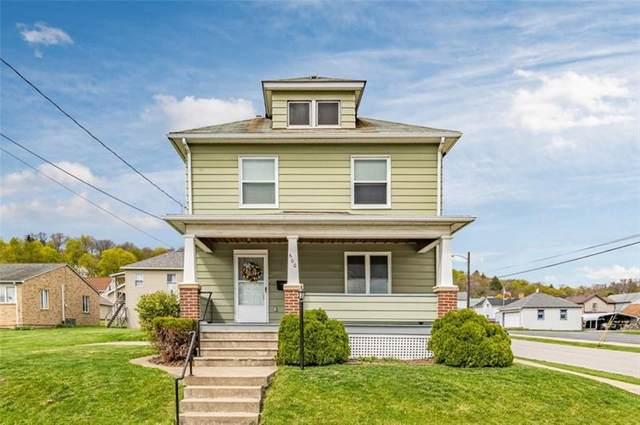 600 Line Avenue, Ellwood City - Law, PA 16117 (MLS #1494085) :: Broadview Realty