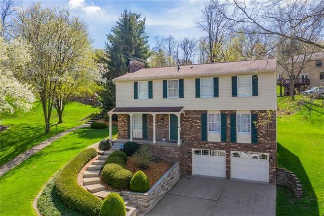 1539 Glenwood Rd., Upper St. Clair, PA 15241 (MLS #1494140) :: Broadview Realty
