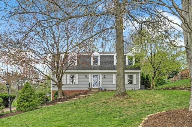 2529 Country Side Ln, Franklin Park, PA 15090 (MLS #1494149) :: Broadview Realty