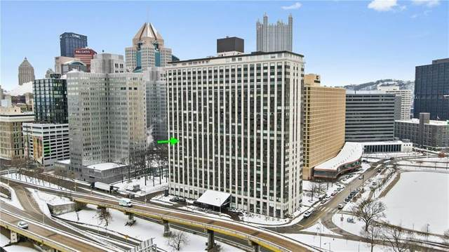 320 Fort Duquesne Blvd 9J, Downtown Pgh, PA 15222 (MLS #1494154) :: The SAYHAY Team