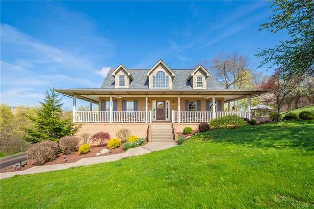 2619 Hilltop Rd, Collier Twp, PA 15071 (MLS #1494186) :: Broadview Realty