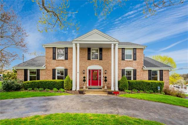 1572 Hastings Mill, Upper St. Clair, PA 15241 (MLS #1494239) :: Broadview Realty