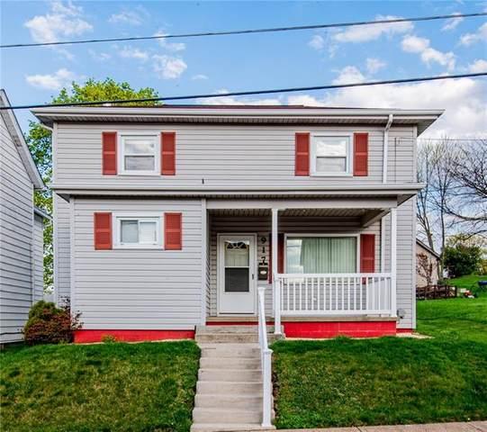 917 Howell St, Vandergrift - Wml, PA 15690 (MLS #1494301) :: Broadview Realty