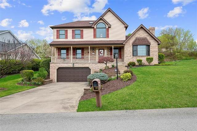 330 Thistle Ct, Plum Boro, PA 15239 (MLS #1494384) :: The SAYHAY Team