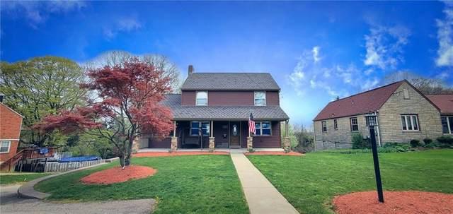 459 Old Clairton Rd, Pleasant Hills, PA 15236 (MLS #1494408) :: Dave Tumpa Team