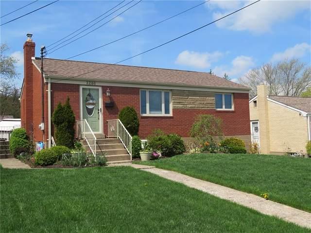 1286 Overdale, West Homestead, PA 15120 (MLS #1494410) :: Broadview Realty