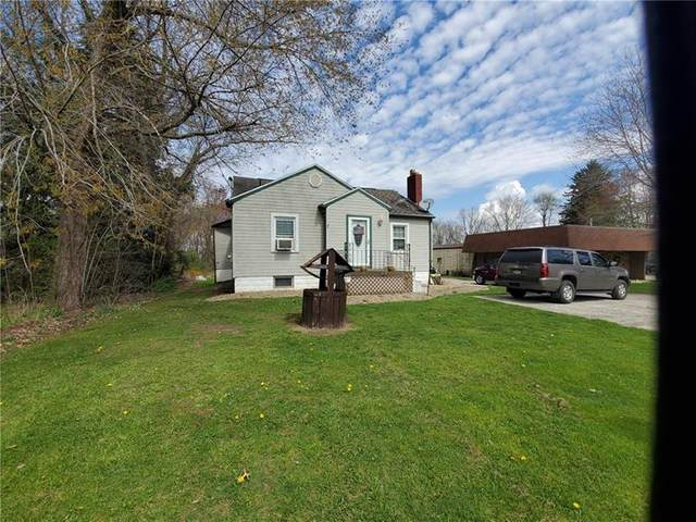 527 Mount Jackson Rd, North Beaver Twp, PA 16102 (MLS #1494422) :: Broadview Realty