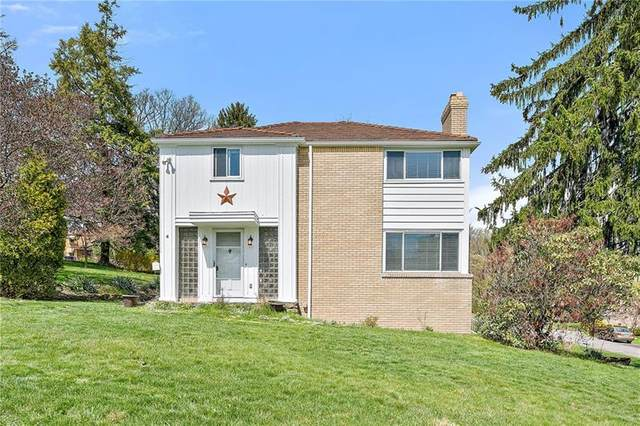 4 Swan Drive, Ross Twp, PA 15237 (MLS #1494482) :: Broadview Realty