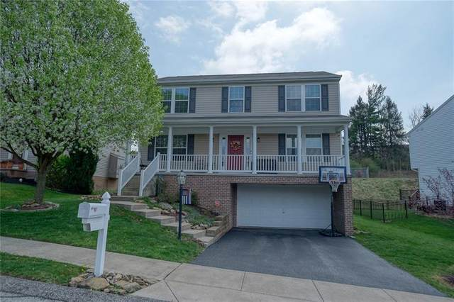 633 Glengarry Court, Plum Boro, PA 15239 (MLS #1494503) :: The SAYHAY Team