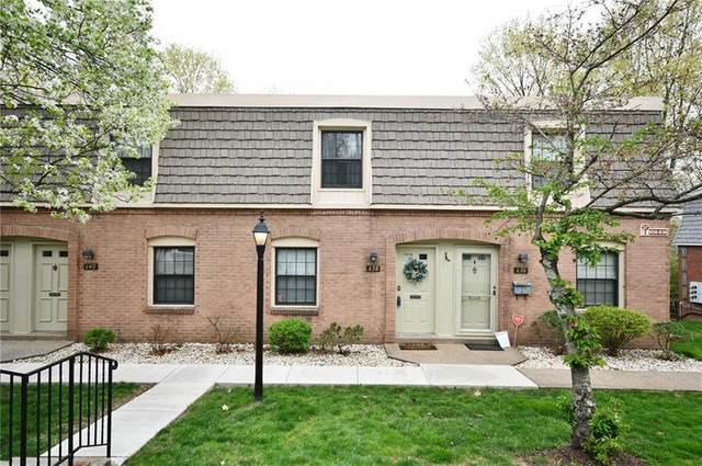 638 Carriage Circle, Pennsbury, PA 15205 (MLS #1494505) :: Broadview Realty