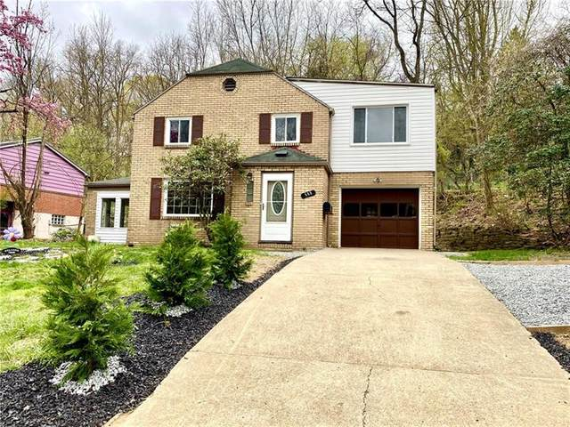 600 Southern Ave, Penn Hills, PA 15235 (MLS #1494518) :: The SAYHAY Team