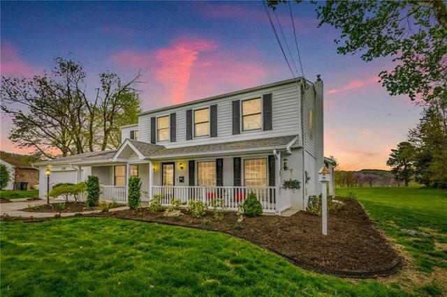 1140 Sky Ridge Dr, Upper St. Clair, PA 15241 (MLS #1494659) :: Broadview Realty