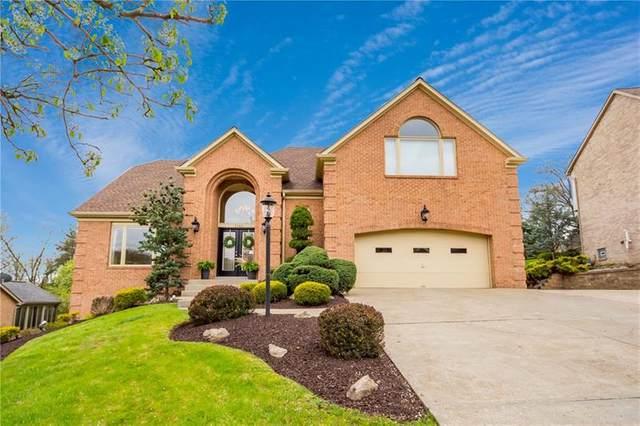 5542 Beverly Ct, Bethel Park, PA 15102 (MLS #1494661) :: Broadview Realty