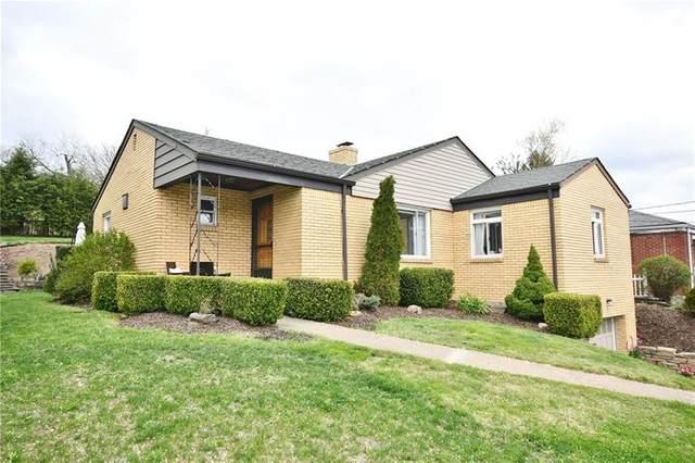 31 Pontiac Road, Bethel Park, PA 15241 (MLS #1494706) :: Broadview Realty