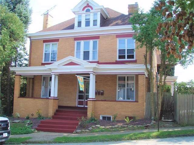 40 Park Street, City Of Greensburg, PA 15601 (MLS #1494709) :: Broadview Realty
