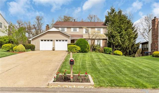 130 Lakeview Dr, Robinson Twp - Nwa, PA 15136 (MLS #1494812) :: Broadview Realty