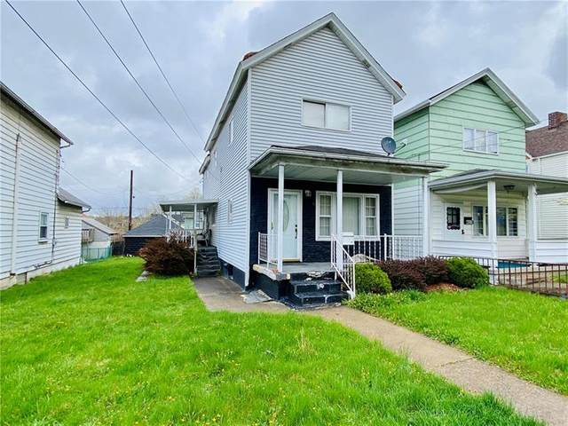 409 Kismet St., Scott Twp - Sal, PA 15106 (MLS #1494819) :: Broadview Realty