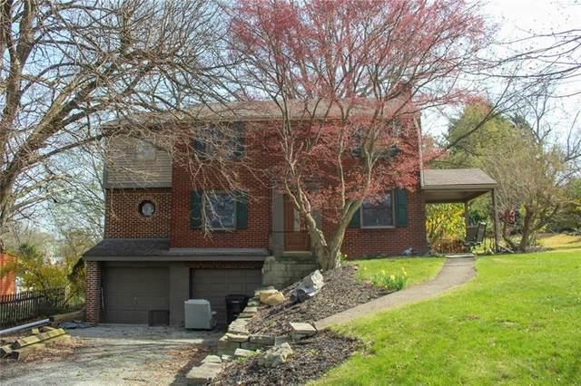 617 Glenrock Dr, Bethel Park, PA 15102 (MLS #1494841) :: The SAYHAY Team