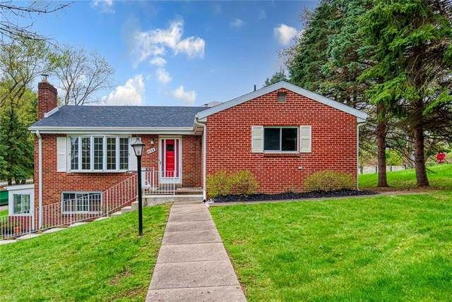 924 Fairfield Rd, Mccandless, PA 15237 (MLS #1494923) :: The SAYHAY Team