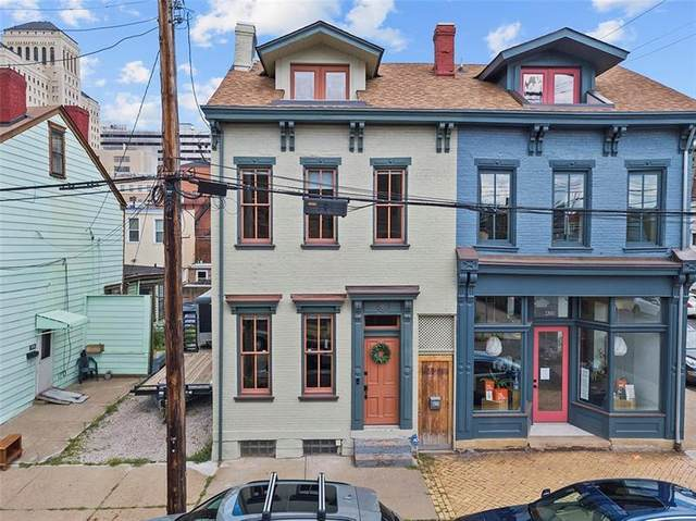 422 Suismon St, Central North Side, PA 15212 (MLS #1494927) :: The SAYHAY Team