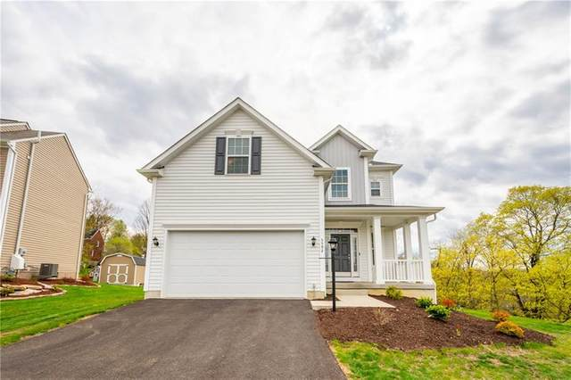 5592 Willow Terrace Dr, Bethel Park, PA 15102 (MLS #1494963) :: The SAYHAY Team