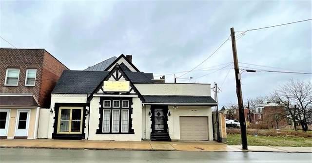 605 Brushton Ave, Homewood-Brushton, PA 15208 (MLS #1494981) :: The SAYHAY Team