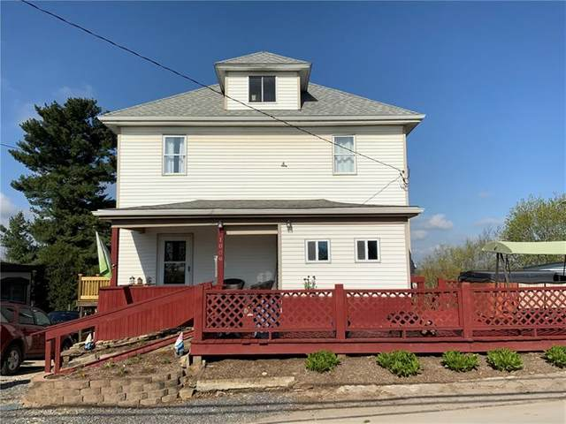 1009 Maple Ave, Donegal Twp - Wsh, PA 15376 (MLS #1494983) :: The SAYHAY Team