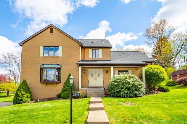 2643 Pointview Drive, Hampton, PA 15101 (MLS #1495270) :: Broadview Realty