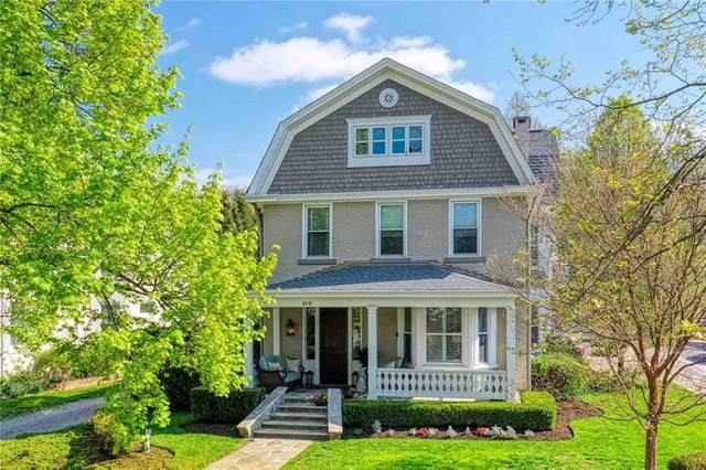 219 Centennial Ave, Sewickley, PA 15143 (MLS #1495536) :: The SAYHAY Team
