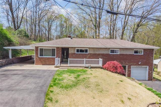 330 Forest Drive, North Huntingdon, PA 15642 (MLS #1495602) :: Broadview Realty