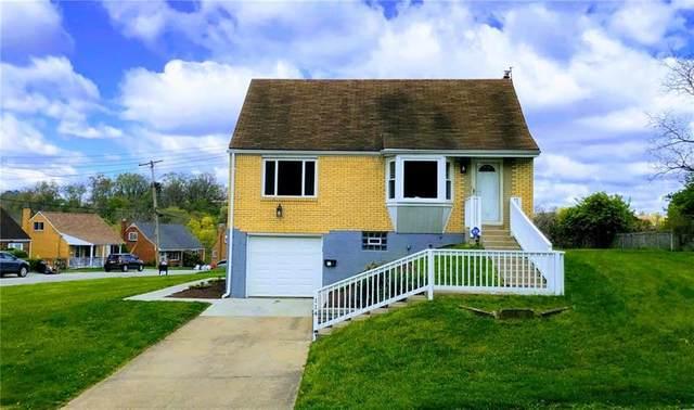 114 Charelston Dr., Penn Hills, PA 15235 (MLS #1495619) :: Broadview Realty