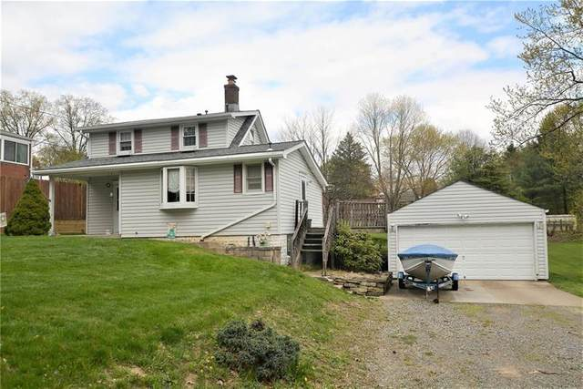 103 Huebner Dr, Ross Twp, PA 15237 (MLS #1495707) :: Broadview Realty